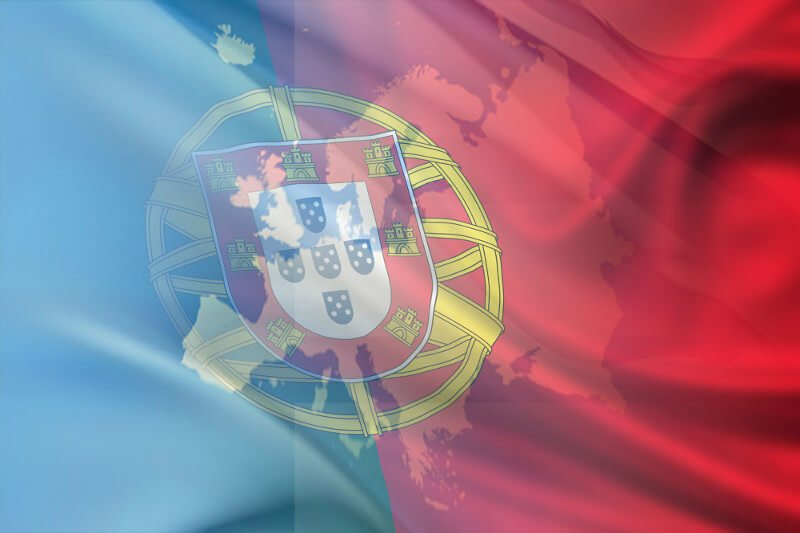 Standort Portugal